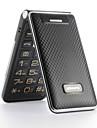 Aloes t-m5 telefon flip telefon mobil dual sim cartela bluetooth GSM telefon