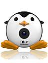 DLP HVGA (480x320) Projecteur,LED 40 Mini Portable HD DLP Projecteur