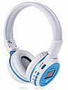 Zealot b570 bluetooth wireless v4.0 căști 3.5mm led ecran ecran muzică stereo muzică bluetooth căști cu fm radio tf slot pentru card