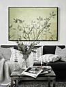 Floral/Botanic Artă Înrămată 3D Wall Art,Polistiren Material Negru Fără Rogojină cu Frame For Pagina de decorare cadru Art
