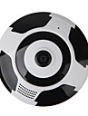 Veskys® 960p 360 de grade fisheye vizualizare completa ip camera wi-fi (1.3mp fisheye wi-fi 10m nigh viziune duala)