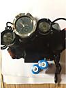 Eclairage Lampes Frontales Eclairage de Velo / bicyclette LED 5000 Lumens 4.0 Mode Cree XM-L T6 18650Etanche Rechargeable Resistant aux