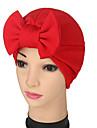 Damă Peteci Primăvara/toamnă Vară Pălărie Floare Film plastic Material Textil,Floppy Floral Amestec de culori