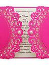 pliat în formă de poartă Invitatii de nunta 50-Invitații pentru Petrecerea Miresei Invitații pentru Petrecerea de Logodnă Invitații