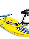 WL Toys WL911 Barcă cu motor Alte canale 24 KM / H