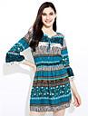 ebay AliExpress moda europene și americane v-gât care leagă corn de mânecă costum rochie