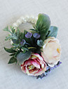 """Flori de Nuntă Corsaj de mână Nuntă Ocazie specială Margele 2.76""""(Approx.7cm)"""