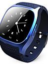 rwatch SmartWatch usor de purtat, M26, control media / apeluri hands-free / pedometru / anti-a pierdut pentru Android / iOS