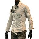 dugi rukav povremeni majicu crno bijelo