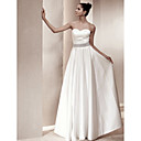Lanting Bride® A-kroj / Princeza Sitna / Veći brojevi Vjenčanica - Klasično i svevremensko / Šik i moderno / Elegantno i luksuzno /