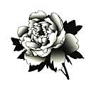 5 kom cvijet vodootporni privremena tetovaža (6m * 6 cm)