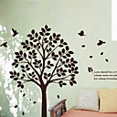 ツリーの装飾の壁のステッカー