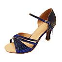 přizpůsobit výkon taneční boty taftová horní latinské boty pro ženy