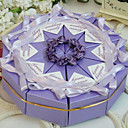 10 Piece / Set Naklonost Holder-Pyramid Pearl papira Milost Kutije