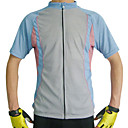 Jaggad - 50% Polyester and Coolmax Mens Short Sleeve Cycling Jersey