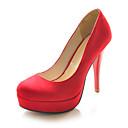 Suede Stiletto Heel Closed Toe Pumps Party / Evening Shoes (More Colors)