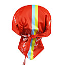 Bandana Bike Cycling,KOOPLUS-Men's 100% Polyester Cycling Headscarf (Red)