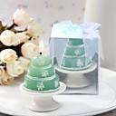 Dárky pro novorozeně Svíčka ODMĚNY Piece / Set Svíčky Zelená
