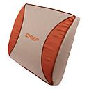 vysoce kvalitní auto vysoce pružná pěna bederní polštář, oranžová nálada (1 pár)
