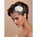 Žene Til Glava-Vjenčanje / Special Occasion / Neformalan / Outdoor Fascinators / Cvijeće