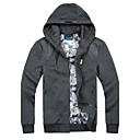 kožna jakna hoodie spojeni