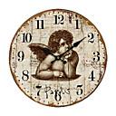 Země anděl nástěnné hodiny