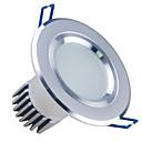 3W 315lm 3000-3500K toplo bijelo svjetlo vodio strop žarulja (220v, 3 boje odabira)