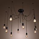 60 Lustry ,  Retro Obraz vlastnost for LED Kov Obývací pokoj Ložnice Jídelna Kuchyň studovna či kancelář