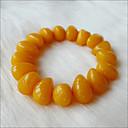 elastične žuto sjeme dinje oblika narukvica (unutarnje circunference: 15cm)
