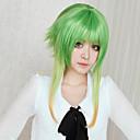 Cosplay Paruky Vocaloid Gumi Zielony Střední Anime a Videohry Cosplay Paruky 45 CM Horkuvzdorné vlákno Dámský