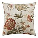 Zemlja cvjetni poliestera dekorativne jastuk pokriti st-ca-1193