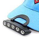 vruće 5-vodio podesiva vanjska hat svjetlo ribolov svjetla (2xcr2032) s200014