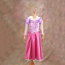 Cosplay Nošnje Kostim za party Princeza Fairytale Festival/Praznik Halloween kostime Narančasta Čipka Bluza Haljina Halloween Karneval
