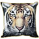 Bengal Tiger uzorak print velet dekorativne jastučnicu