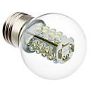 2W E26/E27 LED kulaté žárovky G45 32 SMD 5050 175 lm Přirozená bílá AC 220-240 V