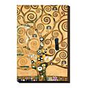 Friz II Gustava Klimta Poznati rastegnut Canvas Ispis