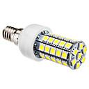 5W E14 LEDコーン型電球 T 47 SMD 5050 480 lm ナチュラルホワイト 交流220から240 V