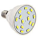 E14 LED bodovky PAR38 15 SMD 5630 300 lm Přirozená bílá AC 110-130 / AC 220-240 V