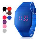 uniseks gume LED digitalni ručni sat (ponekog boja)