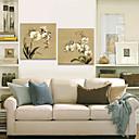 Protezala Canvas Art Botanički svježeg cvijeća Set od 2