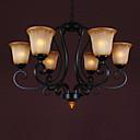 Max 60W Traditional/Classic svijeća Style Painting Lusteri Living Room / Dining Room