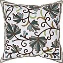 twopages® polyester polštář kryt ozdobený&vyšívané tropických