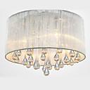 maishang® strop svjetlo moderni kristalno 4 svjetla