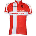 KOOPLUS® Biciklistička majica Žene / Muškarci / Uniseks Kratki rukav BiciklQuick dry / Vjetronepropusnost / Vodootporni patent / Prednji