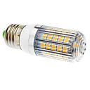 daiwl E27 6W 47x5050smd 470-510lm 3000K topla bijela svjetlost je vodio loptu žarulja (220-240V)