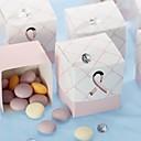 """""""U korist lijek"""" ružičaste vrpce korist kutije (set od 12)"""