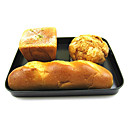 25 * 19 * 2,5 cm željezo Non-stick Pečenje plijesni kalup za torte Kruh Plijesan