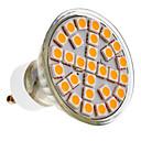 5W GU10 LED reflektori 29 SMD 5050 390-430 lm Toplo bijelo AC 220-240 V