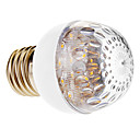 E27 LED 1W 20-80LM 2900K Warm White Light LED žarulja Globe (200-240V)