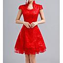 Lady Antebellum kineski stil Handmade Stand Collar Cheongsam